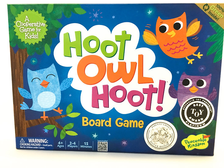 G-062 Hoot Owl Hoot