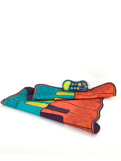 B-041 Double Piano Playmat