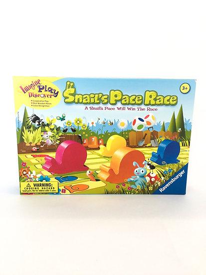 G-016 Ravensburger Snail's Pace Race