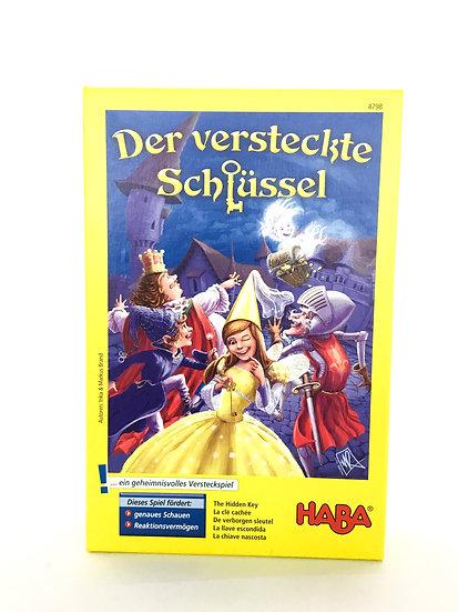 G-074 HABA Games: Der Versteckte Schlussel