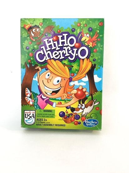 G-010 HiHo Cherry-O Hasbro Game