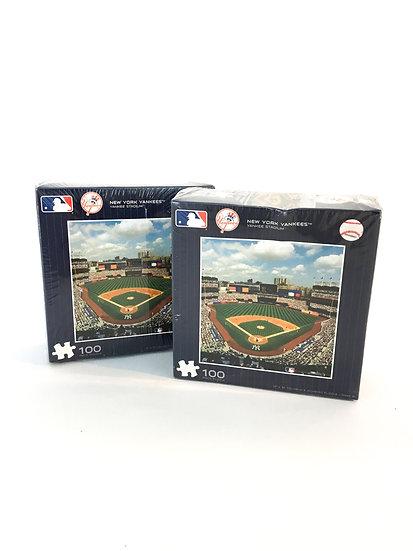 P-008 NY Yankees Stadium Puzzle 100 Pieces