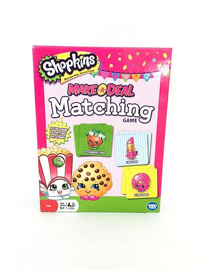 G-037 Make-a-Deal Matching Game