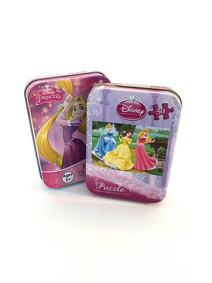 P-030 Disney Princess Puzzles