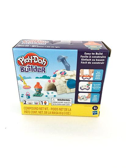 C-002 Play-Doh Builder Igloo + Penguin