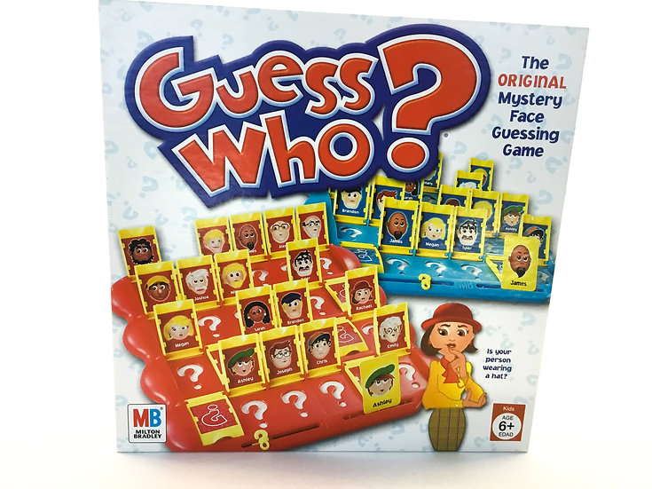 G-070 Guess Who (with people)