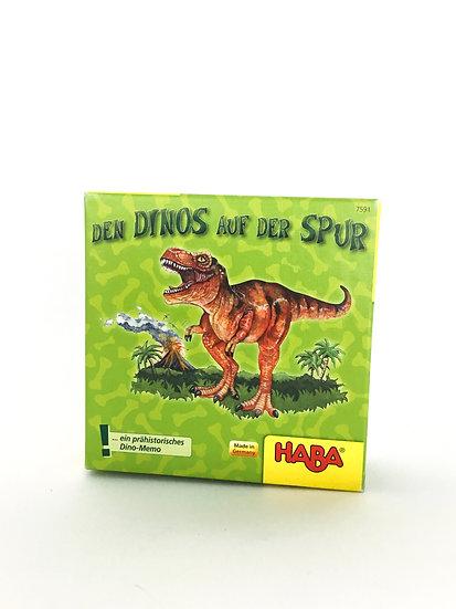 G-086 HABA Games: Den Dinos auf der Spur