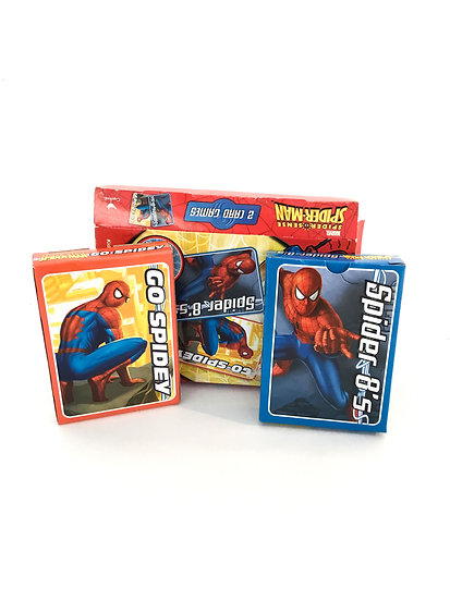 G-028 Marvel Spiderman: Go Spidey and Spider 8's