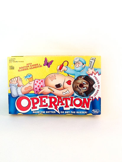 G-003 – Operation Game