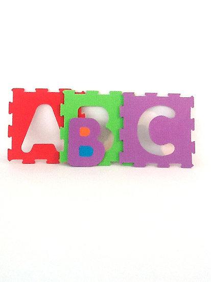 P-005 - Alphabet Puzzle Mat