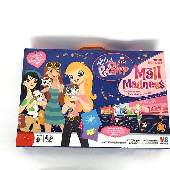 G-126 Littlest Pet Shop Mall Madness