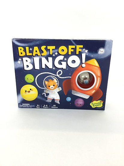 G-044 Blast Off Bingo!