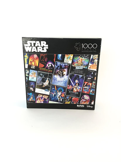 P-009 Buffalo Games Star Wars 1000 Piece Puzzle