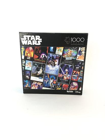 P-009 Buffalo Games Star Wars 1000 Piece Puzzle