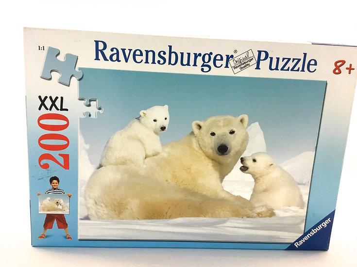 P-053 Polar Bear XXL Puzzle - 200 piece