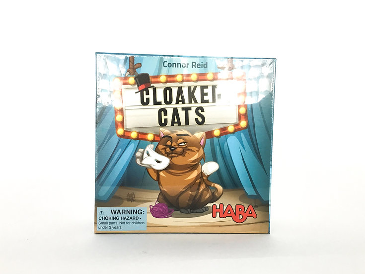 G-078 HABA Games: Cloaked Cats