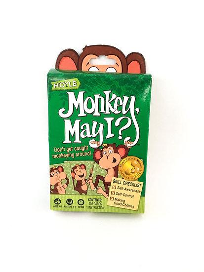 G-029 Hoyle Monkey May I?