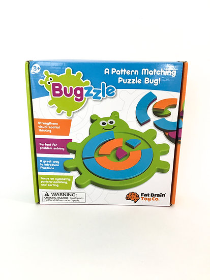 P-017 Bugzzle: A Pattern Matching Puzzle Bug