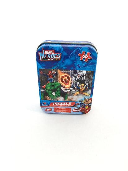 P-043 Marvel Heroes 50 pc Puzzle