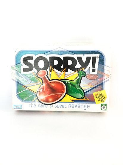 G-006 Sorry: Game of Sweet Revenge