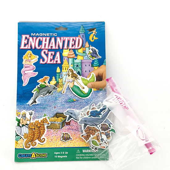 C-010 Magnetic Enchanted Sea (great for travel)