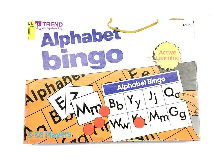 G-107 Alphabet Bingo