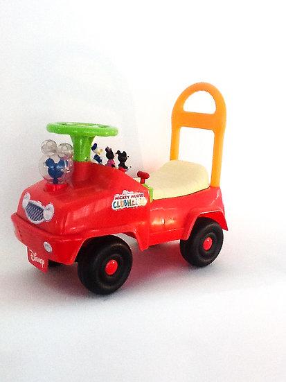 B-004 Disney Mickey Mouse Club House Car