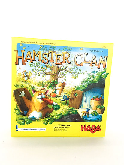 G-080 HABA Games: Hamster Clan