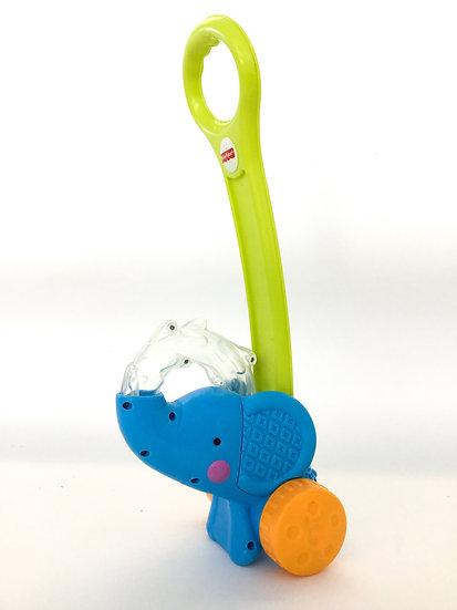 "B-080 Fisher Price Elephant ""Vacuum"""