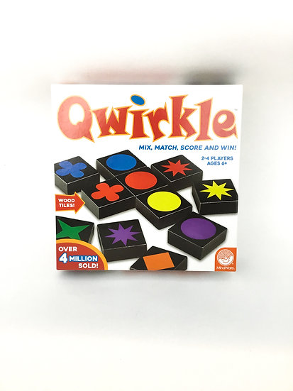 G- 055 Qwirkle Mindware