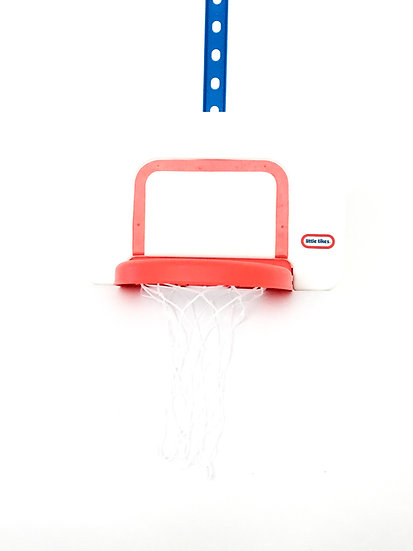 T- 002 Little Tikes Basketball Hoop