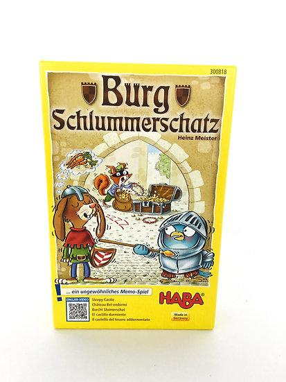 G-090 HABA Games: Burg Schlummerschatz