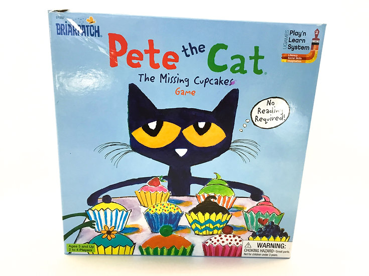 G-065 Pete the Cat: The Missin Cupcake Game