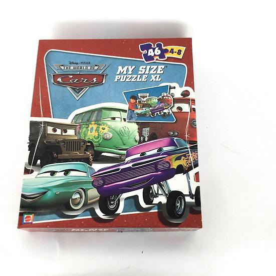 P-074 Pixar Cars - 46 piece puzzle