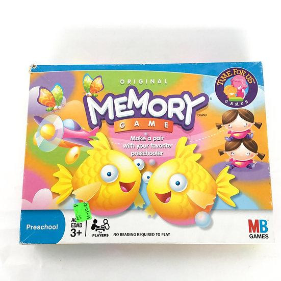 G-118 PreSchool Memory Game