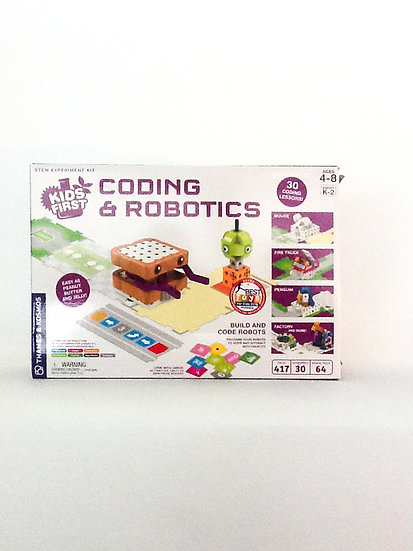 S-001 - Kids First Coding and Robotics