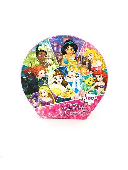 P-006 Disney Princess Puzzle 100 Pieces