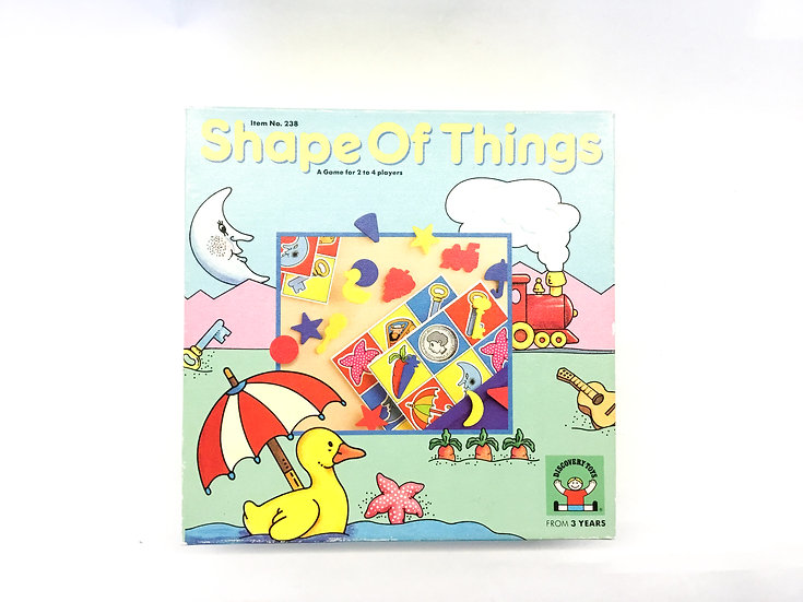 G-104 HABA Games: Shape of Things