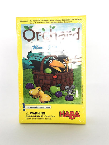 G-084 HABA Games: Orchard Memory Game