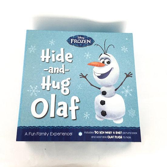 G-122 Hide & Hug Olaf: A Fun Family Experience