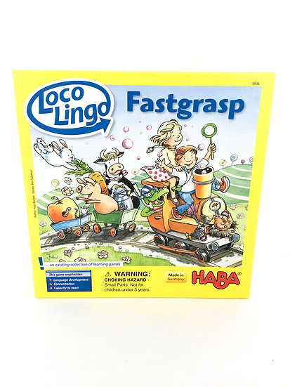 G-034 Loco Lingo Fastgrasp