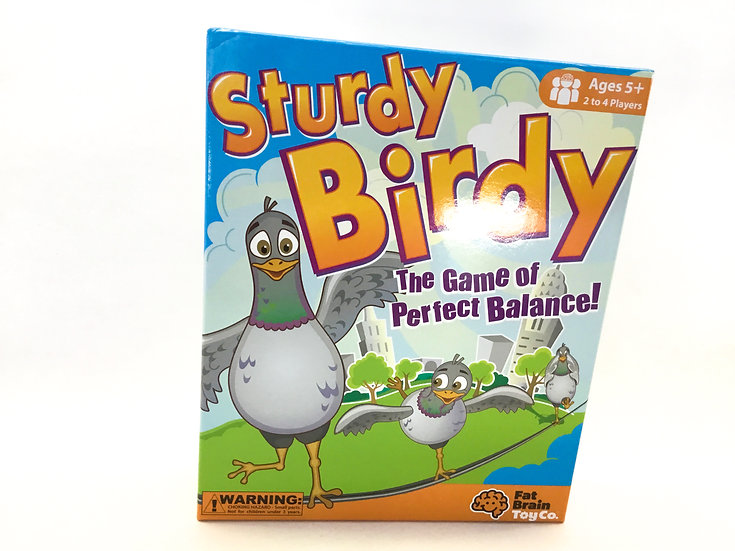 G-072 Study Birdy: The Game of Perfect Balance
