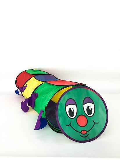 B-089 Play Hut Caterpillar Tunnel