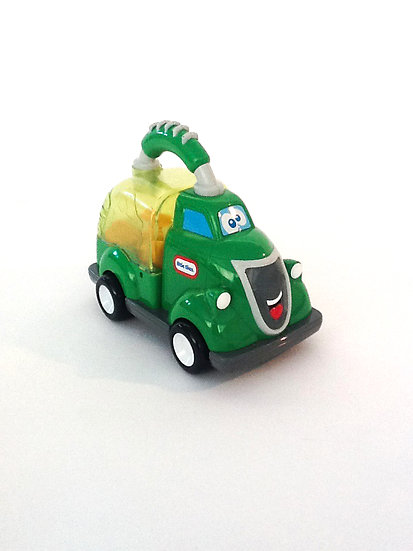 B-029 Little Tikes Milk Truck