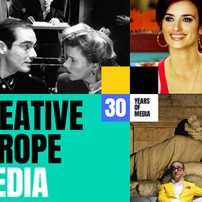 Online-Sessions: Creative Europe MEDIA and Cross-sectoral