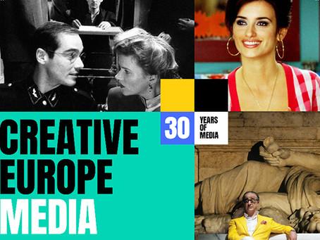 Διαδικτυακές Συνεδρίες Πληροφόρησης: Creative Europe MEDIA και Cross-sectoral