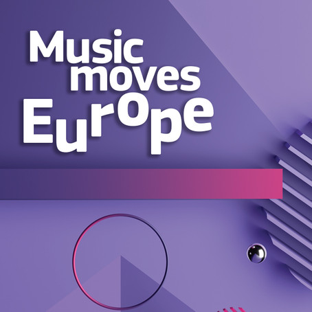 Music Moves Europe First Dialogue Meeting