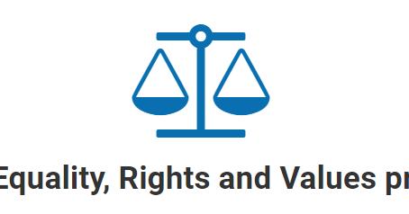 Διαδικτυακή εκδήλωση παρουσίασης του προγράμματος «Πολίτες, Ισότητα, Δικαιώματα και Αξίες» (CERV)