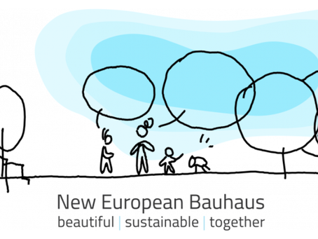 New European Bauhaus: latest developments to shape the debate