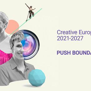"""""""Creative Europe"""" Programme: Online Info Session"""